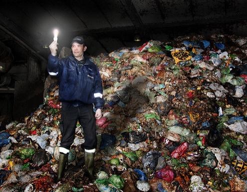 A vírushelyzet miatt zárva a hulladékudvarok is